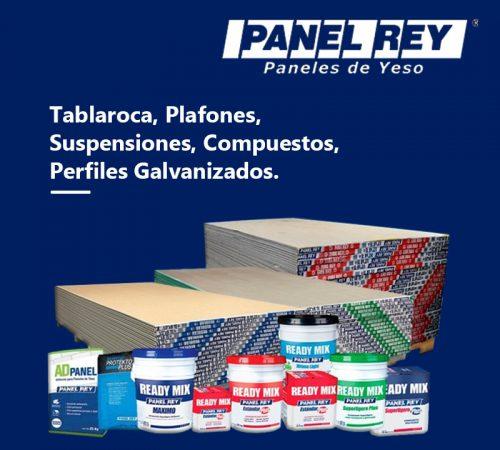 PANEL REY BANNER